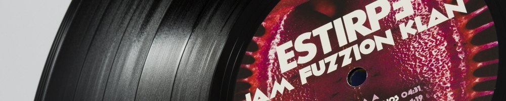 Fotografías del nuevo disco de Estirpe: Jam Fuzzion Klan