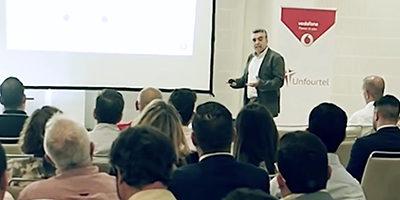 Fotografía y Vídeo de evento para Unfourtel Vodafone