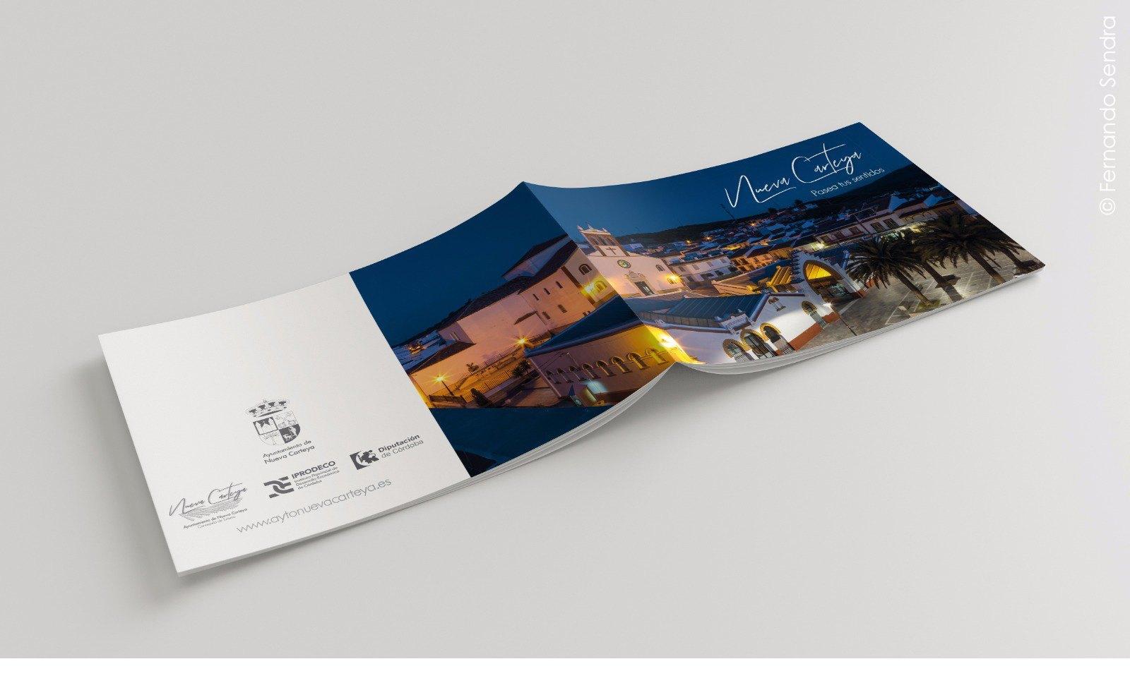 Diseño de la Guia Turístico Gastronómica de Nueva Carteya